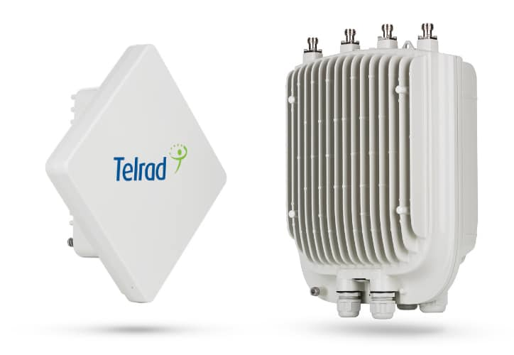 Cost optimized LTE solution